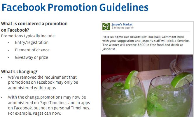 Thumbnail - Facebook heeft voorwaarden aangepast voor Facebook bedrijfspagina's