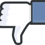Facebook-ThumbsDown | Freezer Media