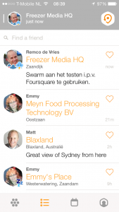 Swarm Check In Overview